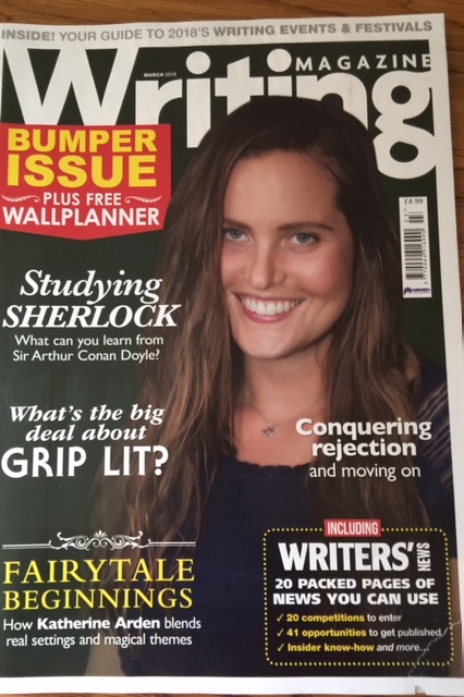 Writing Mag cover
