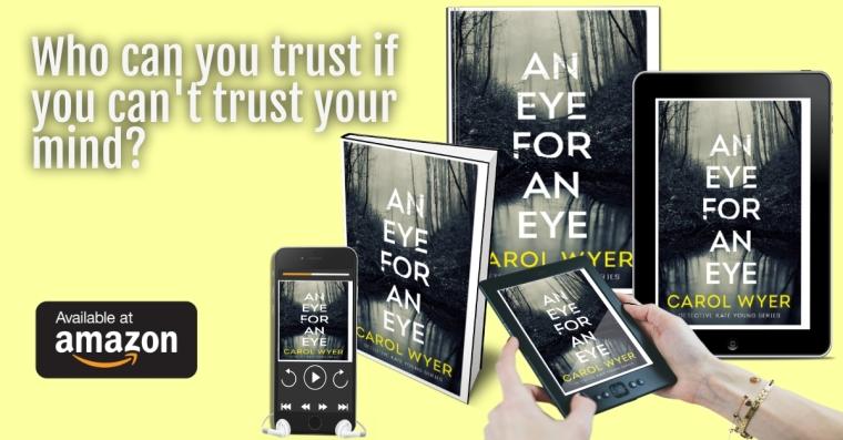 An Eye for an Eye advert 2